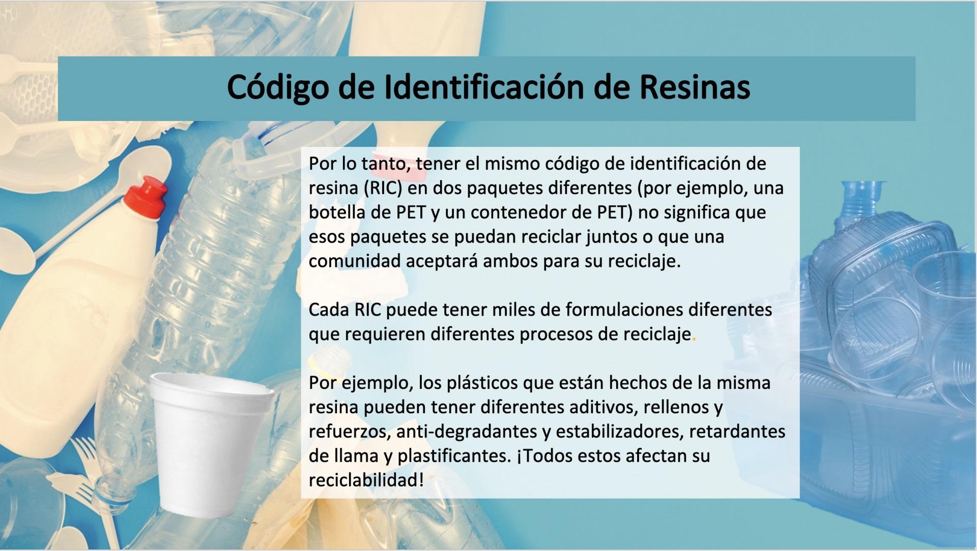 Código de Identificación de Resinas 6c