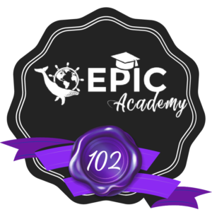 EPIC ACADEMY - LESSON 2 PASSED BADGE